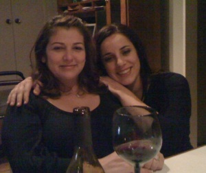 Vanessa and Lisa